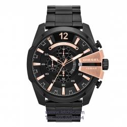นาฬิกา Diesel รุ่น DZ4309 Mega Chief Chronograph นาฬิกาข้อมือผู้ชาย ของแท้ รับประกันศูนย์ 2 ปี ส่งพร้อมกล่อง และใบรับประกันศูนย์