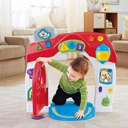 บ้านหลังแรกของลูกน้อย Fisher-Price Laugh & Learn Smart Stages Home Plasy set...ของเล่นยอดนิยม ได้รับรางวัลชมเชยด้านส่งเสริมพัฒนาการมากมาย