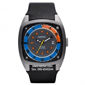 นาฬิกา Diesel รุ่น DZ1490 นาฬิกาข้อมือผู้ชาย ของแท้ ประกันศูนย์ไทย 2 ปี ส่งพร้อมกล่อง และใบรับประกัน