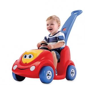 รถนั่งเด็ก Step2 Push Around Buggy 10th Anniversary สีแดง ยอดฮิต