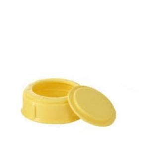ฝาคอเกลียวขวดนม พร้อมแผ่นปิดขวด Medela Collar and Seal Disc