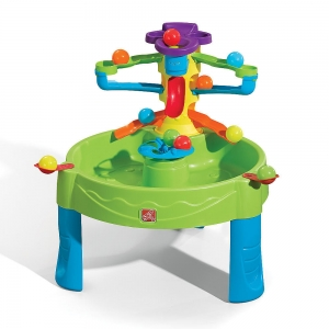 โต๊ะเล่นน้ำ พร้อมลูกบอล Step2 Busy Ball Play Table