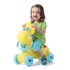 รถขาไถ ลายยีราฟ สุดจ๊าบ Step2 Wild Side Riders Giraffe