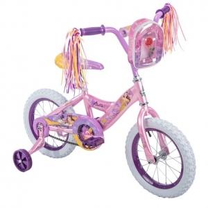 จักรยานเจ้าหญิงเบลล์ 4 ล้อ Girls 14 inch Huffy Disney Princess Belle Bike สวยหวาน น่ารัก