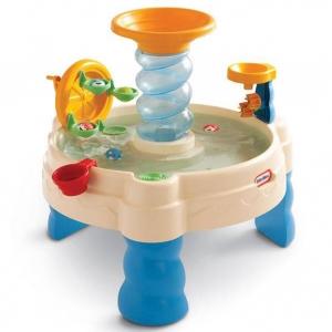 โต๊ะเล่นน้ำ Little Tikes Spiralin Seas Waterpark Play Table ของเล่น คลายร้อน นอกบ้าน สุดมันส์