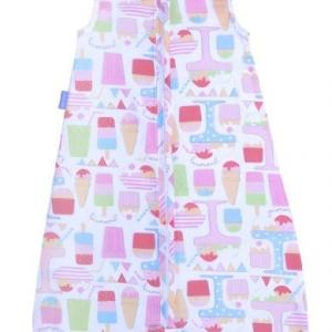 ถุงนอนเด็ก Grobag Baby Sleeping Bag 1.0 Tog, ลาย Sweet Dreams แบรนด์ดังจากอังกฤษ ขนาด 6-18 เดือน