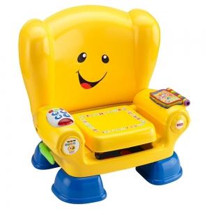 เก้าอี้นั่ง สนุกสนานไปพร้อมกับการเรียนรู้ Fisher-Price Laugh and Learn Smart Stages Chair