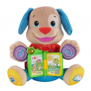 ตุ๊กตาตูบน้อย เล่านิทาน Fisher-Price Laugh and Learn Singin' Storytime Puppy