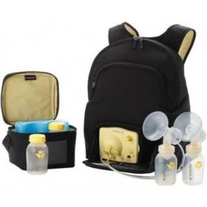 เครื่องปั๊มนม Medela Pump in Style Advanced (backpack) กระเป๋าเป้ ปั๊มคู่ ไฟฟ้า