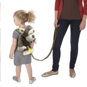 เป้และสายจูงเด็ก ป้องกันลูกหาย Animal Planet 2 in 1 Monkey Toddler Safety Harness Backpack ลายกอริลล่าใจดี