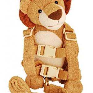 เป้ และสายจูงเด็ก รูปสัตว์ Goldbug 2in1 Harness Buddy ลายสิงโต