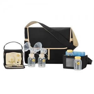 เครื่องปั๊มนม Medela Pump in Style Advanced (Metro bag) พร้อมกระเป๋าแยกเฉพาะสำหรับใส่มอเตอร์