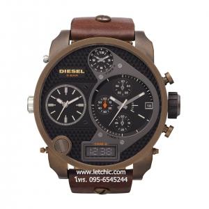 นาฬิกา Diesel รุ่น DZ7246 นาฬิกาข้อมือผู้ชาย สายหนัง ของแท้ ประกันศูนย์ไทย 2 ปี ส่งพร้อมกล่อง และใบรับประกัน