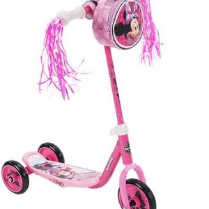 สกูเตอร์ มินนี่ Huffy Disney Minnie Mouse 3-Wheel Scooter