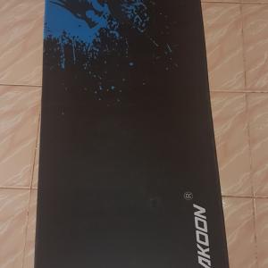 แผ่นรองเมาส์ Rakoon 100x50 2mm.