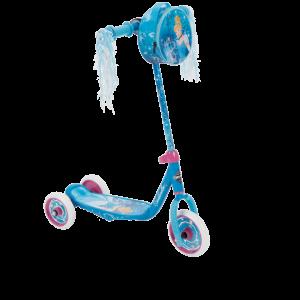 สกูเตอร์ เจ้าหญิงซินเดอเรลล่า Girls' Huffy Disney Cinderella 3-Wheel Scooter