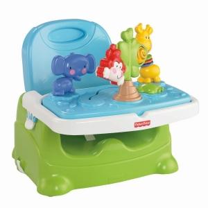 เก้าอี้เด็ก ขนาดพกพา มาพร้อมของเล่นFisher-Price Discover 'n Grow Busy Baby Boosteroster สำเนา