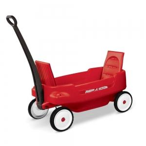 รถเข็นสี่ล้อ Radio Flyer Pathfinder Wagon บรรทุกได้ทั้งเด็ก และสัมภาระ