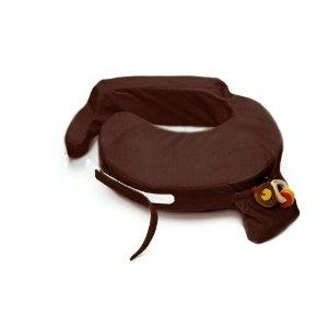 หมอนรองให้นม My Brest Friend Nursing Pillow รุ่น Deluxe สีน้ำตาลชอคโกแลต
