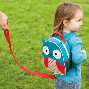 เป้ + สายจูงเด็ก ลายสัตว์ น่ารัก ป้องกันลูกหาย Skip Hop Zoo Safety Harness, Owl ลายนกฮูก