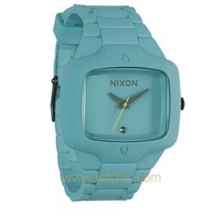 นาฬิกา NIXON รุ่น RUBBER PLAYER A139272 นาฬิกาข้อมือผู้ชาย ของแท้ ประกันศูนย์ไทย 2 ปี ส่งพร้อมกล่อง และใบรับประกัน