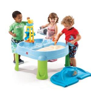 โต๊เล่นน้ำและทราย Step2 Splash N Scoop Bay ของเล่น คลายร้อน นอกบ้านที่แสนจะเพลิดเพลิน