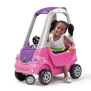 รถขาไถ และ รถผลักเดิน Step2 Easy Turn Coupe Pink Ride On สีชมพู ยอดฮิต