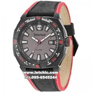 นาฬิกา Timberland รุ่น TBL14364JSB-61 นาฬิกาข้อมือ ผู้ชาย สีดำแดง ของแท้ ประกันศูนย์ CityChain 2 ปี ส่งพร้อมกล่อง และใบรับประกัน