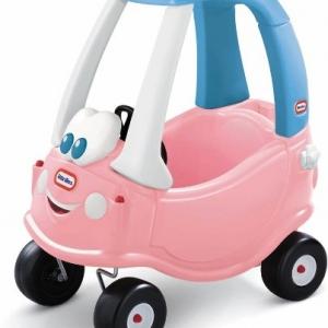 รถขาไถและรถผลักเดิน Little Tikes Princess Cozy Coupe Ride-On, Light Pink สีชมพู ฟ้า