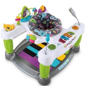 Fisher-Price Little Superstar Step N' Play Piano เอ็นเตอร์เทนเนอร์ยอดฮิต ฝึกลูกน้อยเล่นดนตรี เพื่อเป็น Superstar