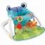 เก้าอี้ฝึกนั่ง Fisher-Price Sit-Me-Up Floor Seat, Funny Froggy ลายกบสดใส