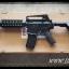 ปืนอัดลมไฟฟ้า M4 จาก E & C รุ่น 308S