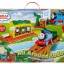 รถไฟโทมัส พร้อมราง Fisher-Price Around the Track with Thomas Play Set