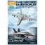 1/144 High Spec Series Vol.4 F/A-18E, F Super Hornet, EA-18G Growler 1 Box by F-Toys ขายยกกล่องครับ