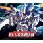 Hi Nu Gundam (SD) ฺฺBB 384