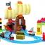 ตัวต่อรถไฟ Mega Bloks Thomas & Friends Sodor's Legend of the Lost Treasure Building Set