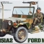 รถ M151-A2 Ford Mutt 1/35 Tamiya (TA35123 )