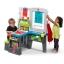 ชุดโต๊ะและกระดาน Step2 Great Creations Art Center ศูนย์กลางการเรียนรู้และเสริมสร้างจินตนาการของลูกรัก