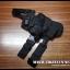 ซองปืนพกปลดเร็วรัดต้นขา สำหรับปืนสั้น หลายๆรุ่นพร้อมช่องใส่อุปกรณ์
