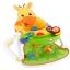 เก้าอี้ฝึกนั่ง พร้อมถาด Fisher Price Sit-Me-Up Floor Seat with Tray, Giraffe ลายยีราฟ เพื่อนเลิฟ