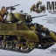 รถถัง M5A1 U.S. Light Tank 1/35 Tamiya (TA35313 )