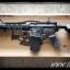 ปืนนอัดลมระบบไฟฟ้ารุ่น G andP MRE Airsoft AEG (Navy Seal) By Fubar Edition!!
