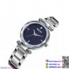 นาฬิกาข้อมือแฟชั่นนำเข้า ผู้หญิง WEIQIN สีเงิน กันน้ำ + ของแท้