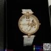 นาฬิกาข้อมือแฟชั่นนำเข้า ผู้หญิง WEIQIN เซรามิก WHITE กันน้ำ + รับประกัน
