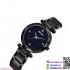 นาฬิกาข้อมือแฟชั่นนำเข้า ผู้หญิง WEIQIN สีดำ กันน้ำ + ของแท้