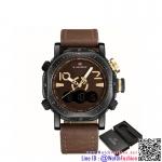 นาฬิกาข้อมือแฟชั่นนำเข้า ผู้ชาย NAVIFORCE NF9091 สองระบบ แบบ B CE BN