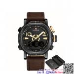 นาฬิกาข้อมือแฟชั่นนำเข้า ผู้ชาย NAVIFORCE NF9091 สองระบบ แบบ BYD BN