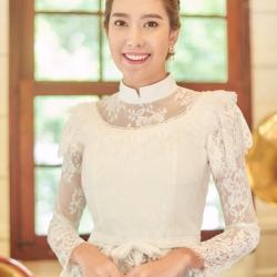 เสื้อไทยรัชกาลที่5 สีขาว