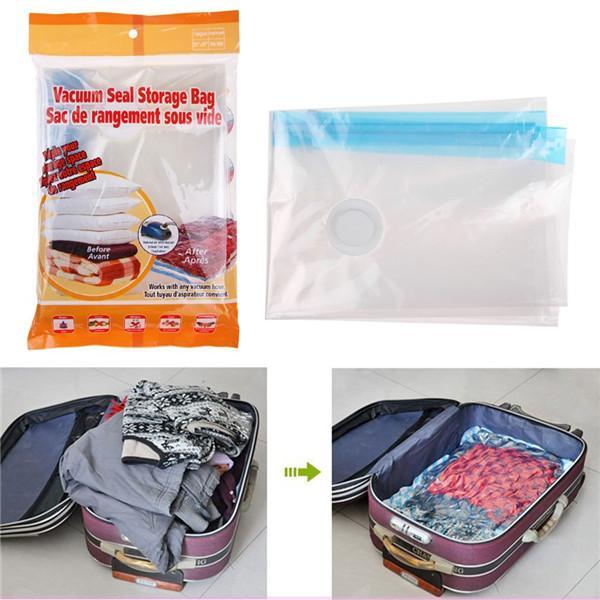 1 X Vacuum Seal Storage Compressed Bag